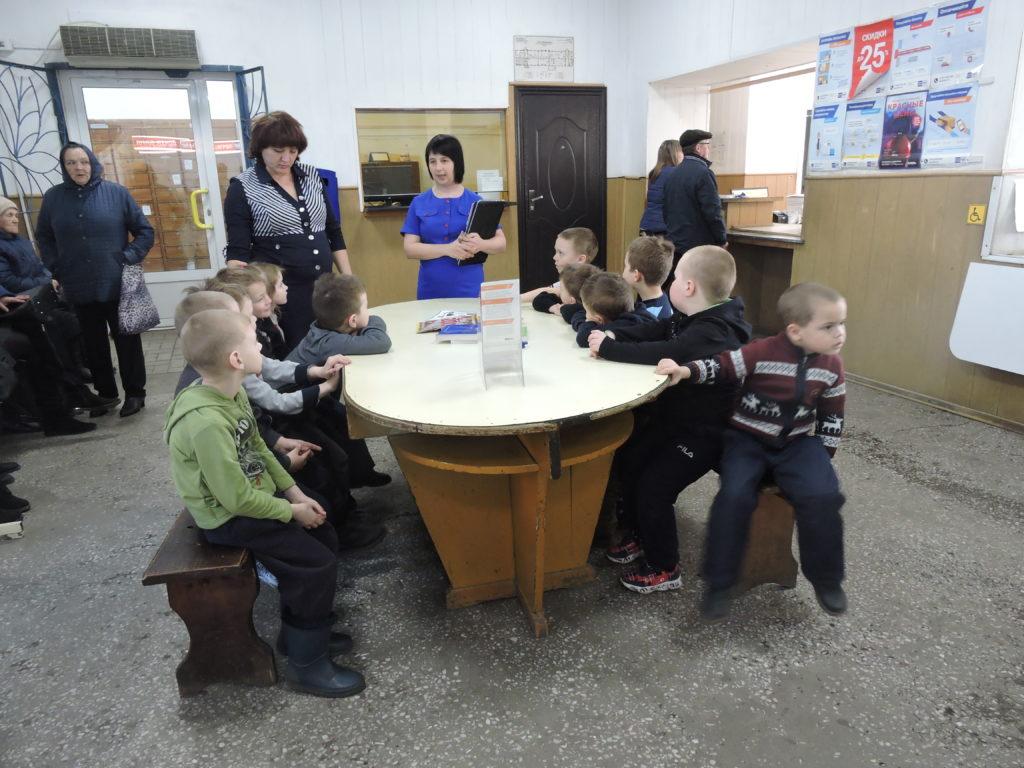 воспитанники детского сада №12