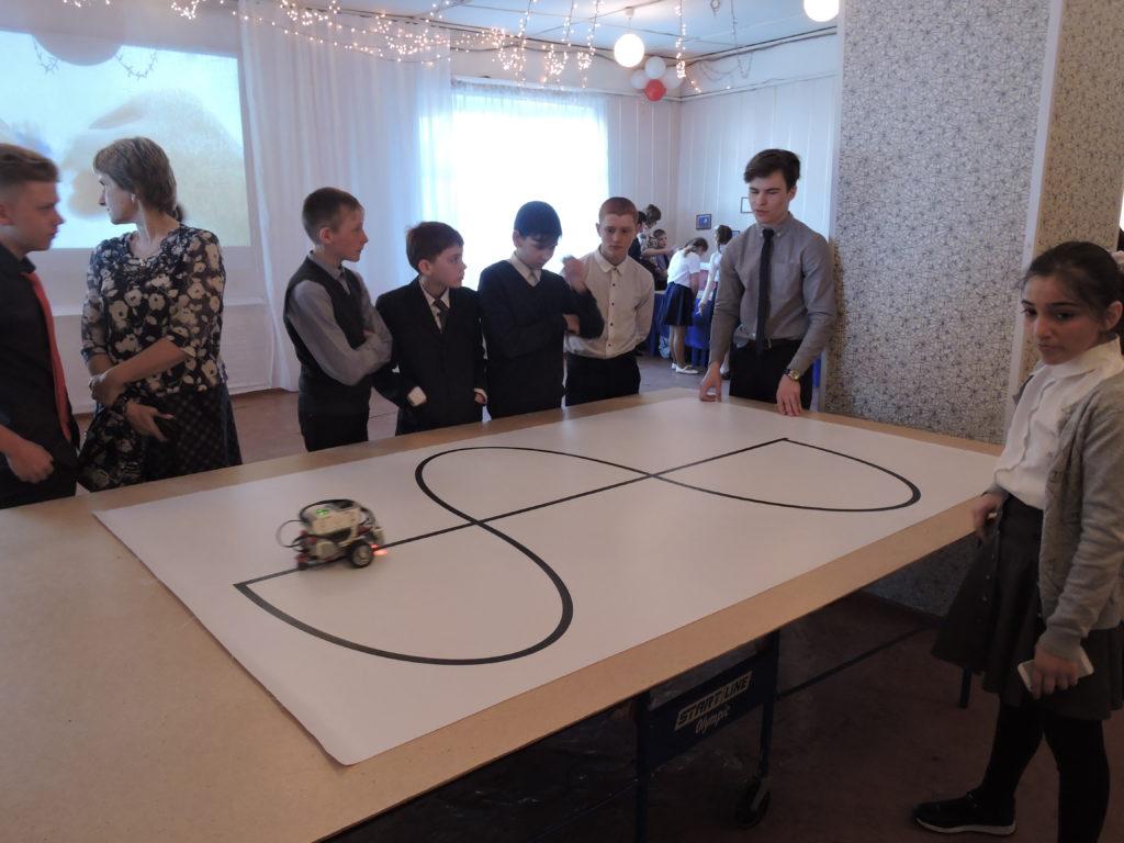Соревнования по робототехнике прошли в доме детского творчества